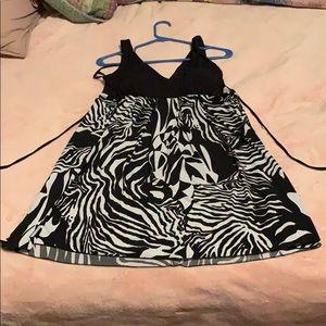 BCX dress, size Large.